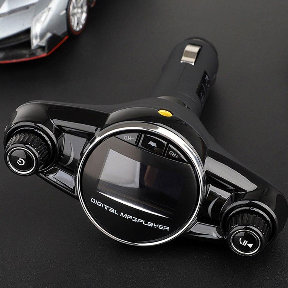Vehemo беспроводной радио адаптер fm-адаптер автомобильный комплект Автомобильный fm-передатчик умный автомобиль зарядное устройство для устройства Handsfree AUX Стерео для автомобиля аксессуары