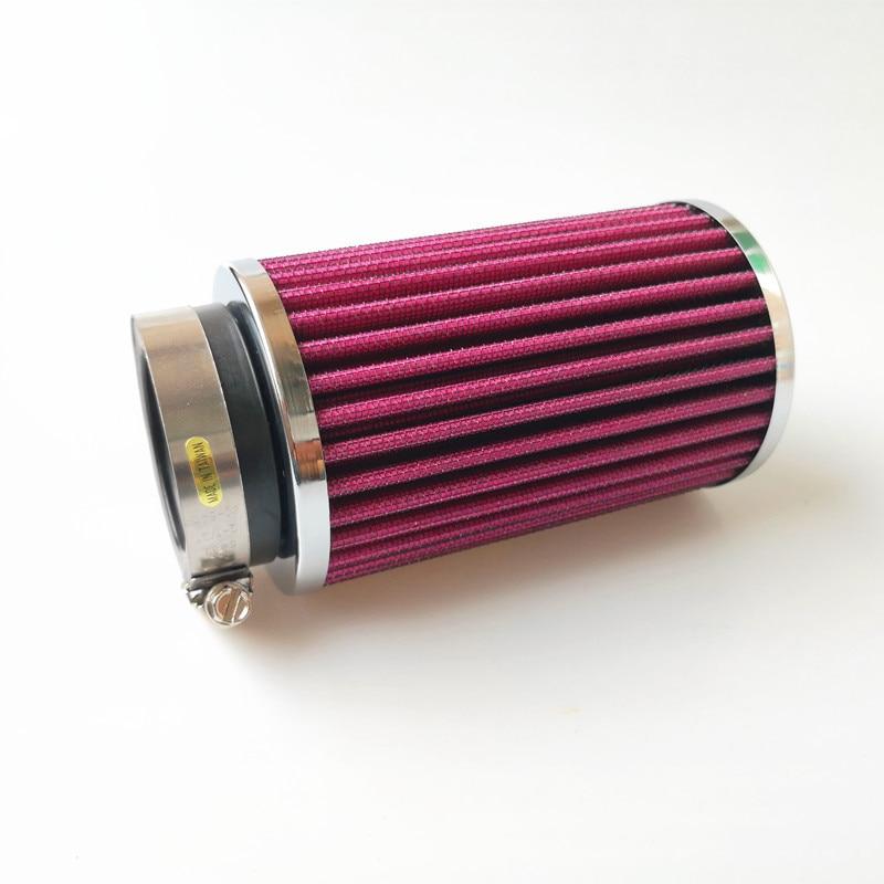 Motorrad Luftfilter SR400 H-ONDA CB550 CB750 Kawasaki KZ650 Zephyr 750 Air Filter & Systeme 46mm 48mm 50mm 52mm 54mm 60mm