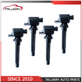 4PCS High Quality Ignition Coil 33400-65J00 3340065J00 For Suzuki Sx4 2.0 07-09 For Grand Vitara 2.7l 06-08