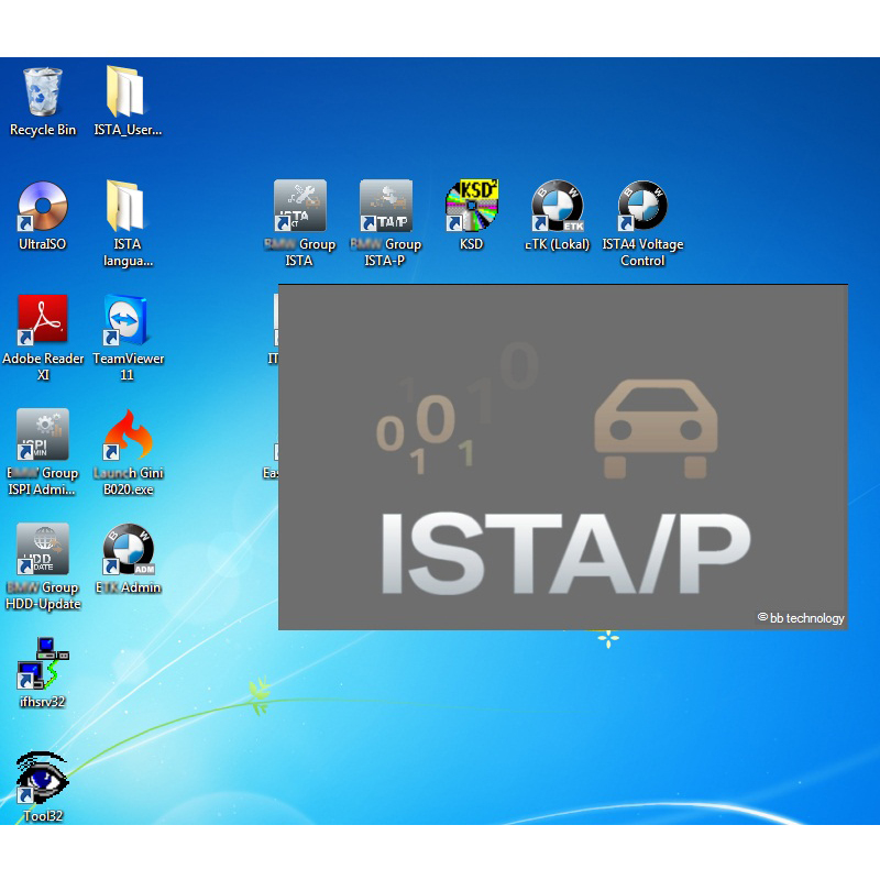 Newest software 2017.12 for bmw icom next hdd 500gb for icom a2 a3 next expert mode (ista d 4.08.13 ista p 3.63) for 95% laptops