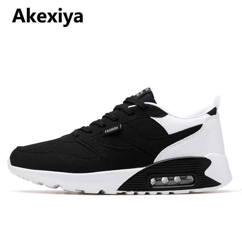 TBA 2018 Men Running Shoes Breathable Air Mesh Lace-up Sport Shoes Outdoor Cushion Shoes Maxings 90 Sneakers Shoes 39-44