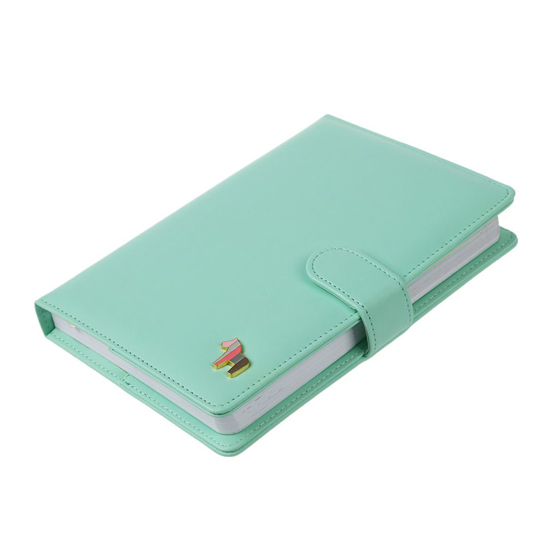 Weekly Planner Sweet Notebook Creative Student Schedule Diary Book Color Pages School Supplies No Year Limit GreenWeekly Planner Sweet Notebook Creative Student Schedule Diary Book Color Pages School Supplies No Year Limit Green