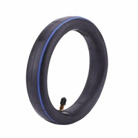 Relefree 2Pcs Inner Tubes Pneumatic Tires Electric Scooter Upgraded Version Durable Thick Wheel Tyre Skateboard Parts