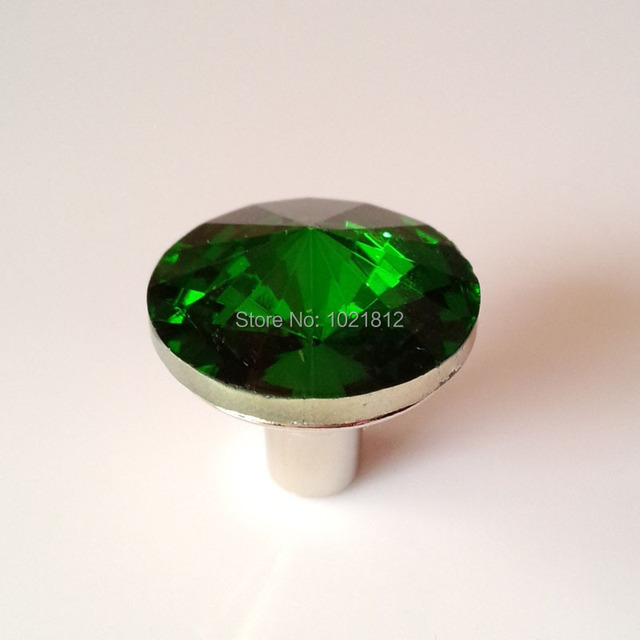 Green Glass Cabinet Knobs With 10pcs 25mm Green Glass Cabinet Knobs Cupboard Closet Drawer Handles Pulls Kitchen Handle Satellite