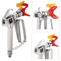 3600PSI High Pressure Airless Paint Spray Gun With Nozzl,Nozzle Guard Pump Sprayer And Airless Spraying Machine for Wagner Titan