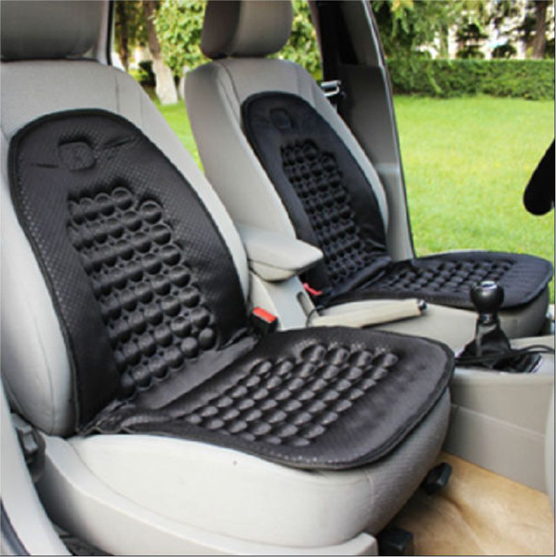 Moonet 12V 1pc Winter Car Seat Cover Universal Car Seat Heater, Heated Cushion for All cars QK334