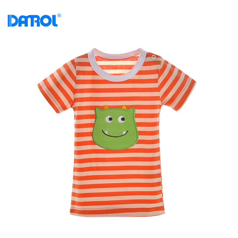 6M-24M-5Pcslot-Cotton-Baby-Top-Tees-T-Shirts-O-Neck-Short-Sleeve-Baby-Tops-Clothes-Carton-Print-Kids-Boy-Girl-Clothes-DR0146-1