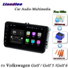 Liandlee Car Android System For Volkswagen VW Golf Golf 5 Golf 6 Radio DVD Player GPS
