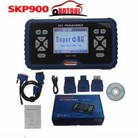 DHL Best SuperOBD SKP 900 V4.3 Hand Held OBD2 Auto Key Programmer SKP900 SKP 900 Support Almost All Cars