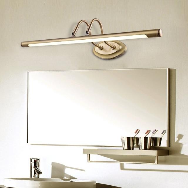 Europese eenvoudige kast lamp LED lamp Muur Lampen badkamer ...