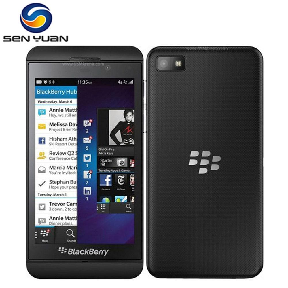 100% Original Blackberry Z10 Mobile Phone NFC GPS WIFI 3G 4G Phone