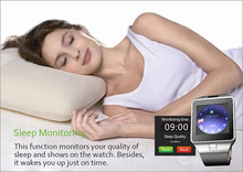 Wearable Smart Watch Digital Clock Bluetooth Electronics Camera Android