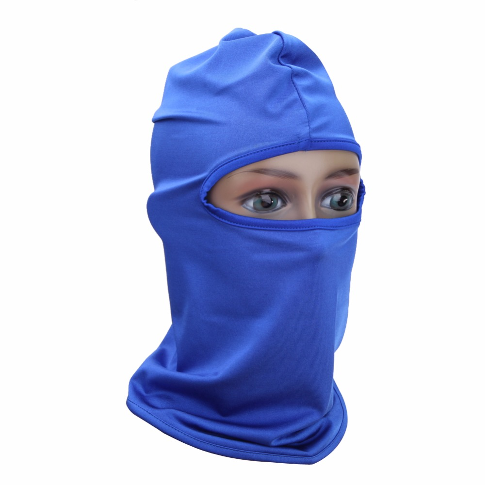 Balaclava Exercise Training Mask for Running Cycling Full Face Mask Head Cover Ski Mask Bike Bicycle Motorcycle Soft Face Shield