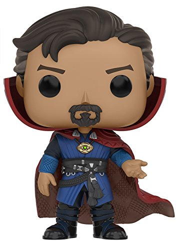 Doctor Strange Bobble Head Vinyl Figure Collectible Model Toy with Retail Box