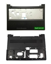 Новые оригинальные Lenovo IdeaPad 300-15 300-15ISK Нижняя база чехол и Упор для рук Топ Дело верхний чехол с Touchpad доска