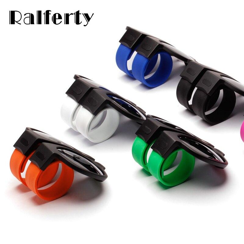 Ralferty Mini plegable gafas de sol polarizadas mujeres hombres Cool moda al aire libre deporte bofetada sol UV400 negro pulsera Oculos P1801