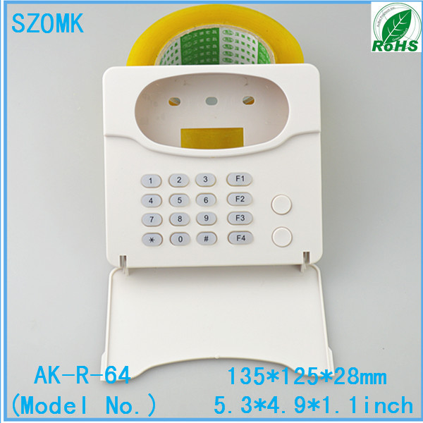 10 pieces a lot keypad box for access control system 135*125*28 mm 5.3*4.9*1.1 inch network access control