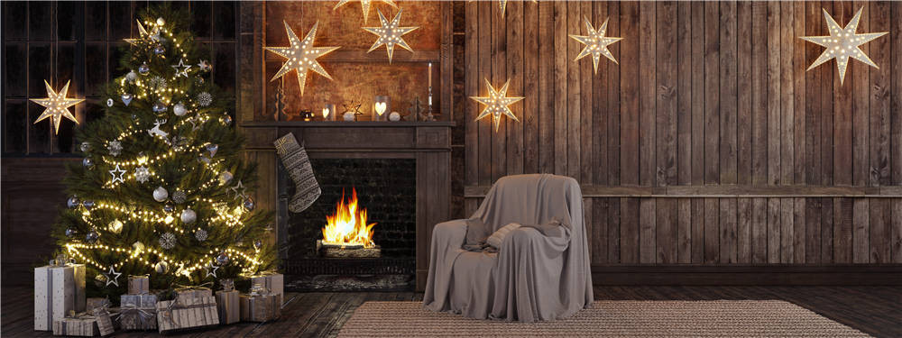 KIDNIU Wooden Floor Photography Background Christmas Tree Photo Backdrops Vinyl Studio 9x5ft  Christmas099 sony hdr az1vr page 6