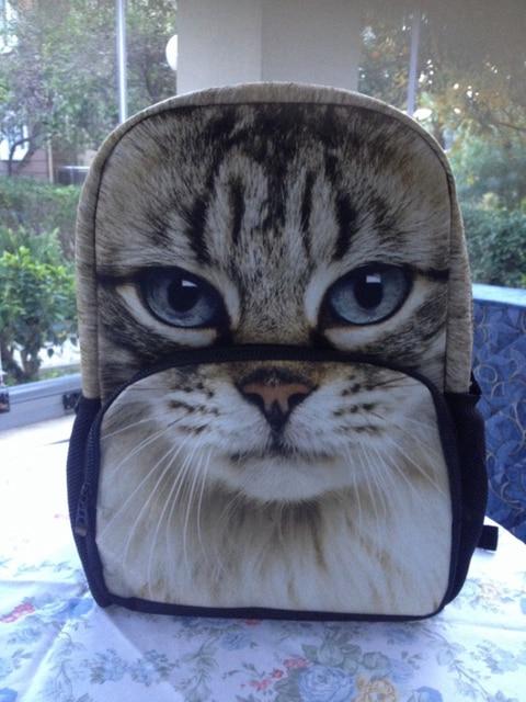Naruto 3D Printing Mochila Backpack School Bag