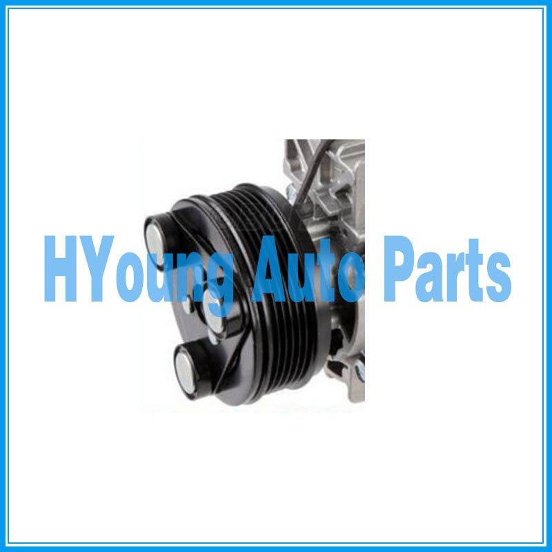 6 Pk 100/105 Mm Car Ac Compressor Clutch For Mazda Cx-7 2006-2010 H12a1al4hx Egy16145z Air Conditioning & Heat