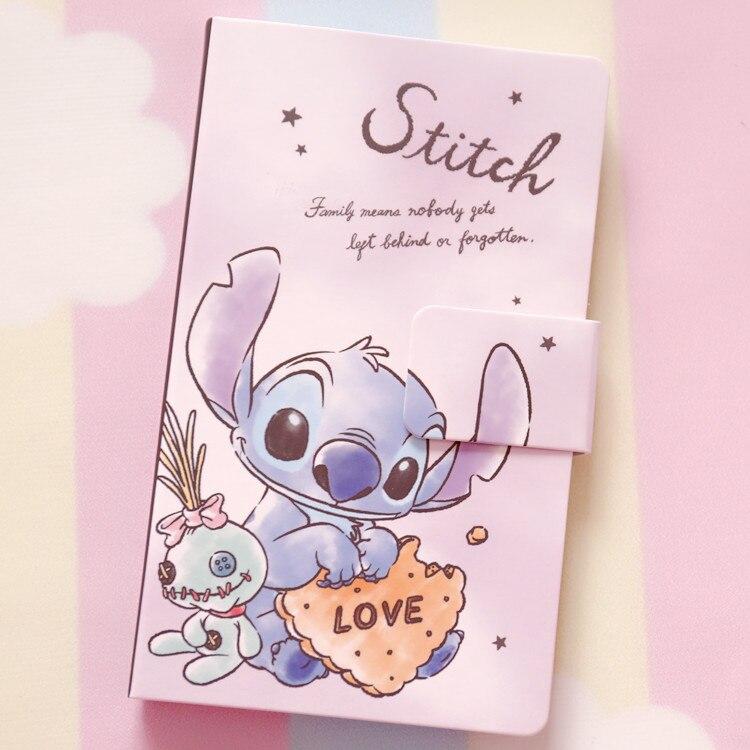 1 pc belle bande dessinée tsum mickey sirène point cahier couleur papier journal livre école fournitures de bureau papeterie