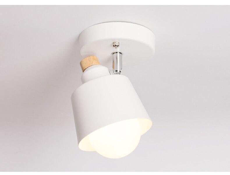 HTB1V5P2XlWD3KVjSZKPq6yp7FXaF EL LED Ceiling Light Iron Wood Nordic Modern Ceiling Lamp for Living Room Bedroom Decoration Fixture Corridor Kitchen