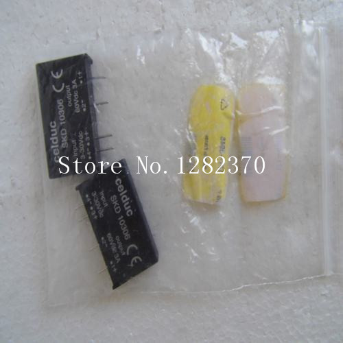 [SA] new original authentic spot celduc solid-state relays SKD10306 --2PCS/LOT free shipping 1pcs lot original modular solid state relays g6d f4b dc24v