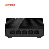 Tenda SG105 Mini 5 Port Desktop Gigabit Switch Fast Ethernet Network Switch LAN Hub Full Or