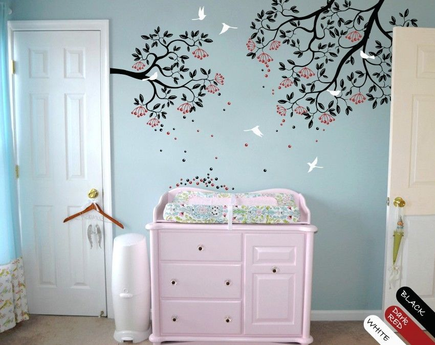 Nursery Wall Murals Compare Prices On Nursery Wall Mural  Online  Shopping/buy Low Part 95