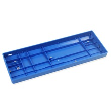 Commerci allingrosso Mini Tastiera GH60 Custodia in plastica per 60% Tastiera Da Gioco Meccanica Compatibile Poker2 Pok3r Faceu 60 guscio di plastica