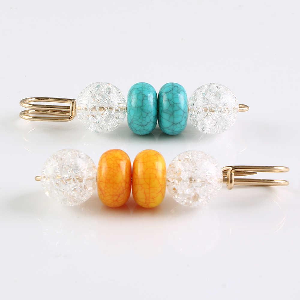 Personalidade clássico feminino broche contas colorido terno pino cristal broches roupas acessórios jóias lapela pinos presente jóias