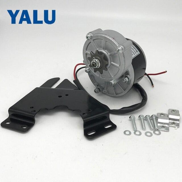 China MY1016Z2 250 watt 24 v/36 v DIY Umwandlung Elektrische Fahrrad ...