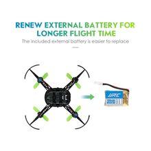 цена на JJRC H48 MINI 2.4G 4CH 6 Axis 3D Flips RC Drone Quadcopter RTF for Kids Children Christmas Gift Toy