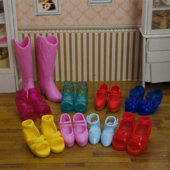 High Quality 1/6 High-heeled Flats Blyth Licca Shoes Doll Doll Shoes for Icy Blyth, Azone Dolls Accessories