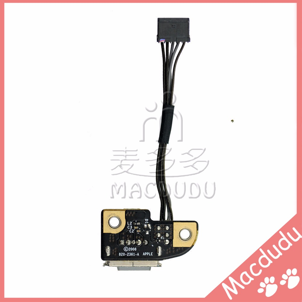 New DC Jack 820-2361-A for MacBook Pro  A1278 A1286 (2008) A1297 (2009 2010 2011) *Verified Supplier* colgate