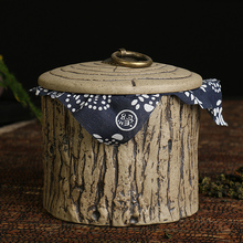 Ретро Чай горшки специи банок, пищевых резервуаров для хранения сахара фарфоровые чаши, содержащий Декоративные чайная упаковка подарочная банок Для Хранения бутылки