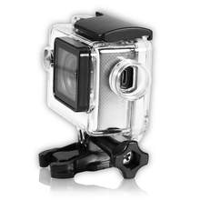 Sport Camera Waterproof Case Accessories With Charging Cable for SJCAM SJ4000/SJ7000(China)