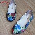 2016 Женская Обувь Sapatos Femininos Женщины Квартиры Обувь Женщина Черные Ботинки Женщин Alpargatas Мокасины zapatos mujer 3 цвета