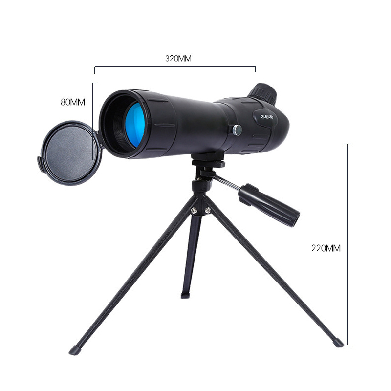 Girlwoman Night Vision HD 20 60X60 Zoom Telescope Camera Lens for Iphone X Smartphone Telescopio Celular