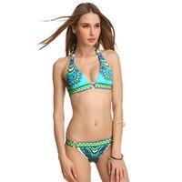 Bikini Regolati Beachwear Nuovo Arrivo Frangia Paisley Costumi Da Bagno Bikini Costumi Da Bagno Sexy per le Donne Vestono