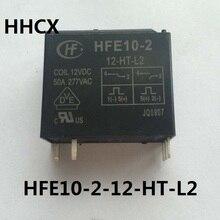 1 шт. HFE10-2-12-HT-L2 50A Магнитное реле