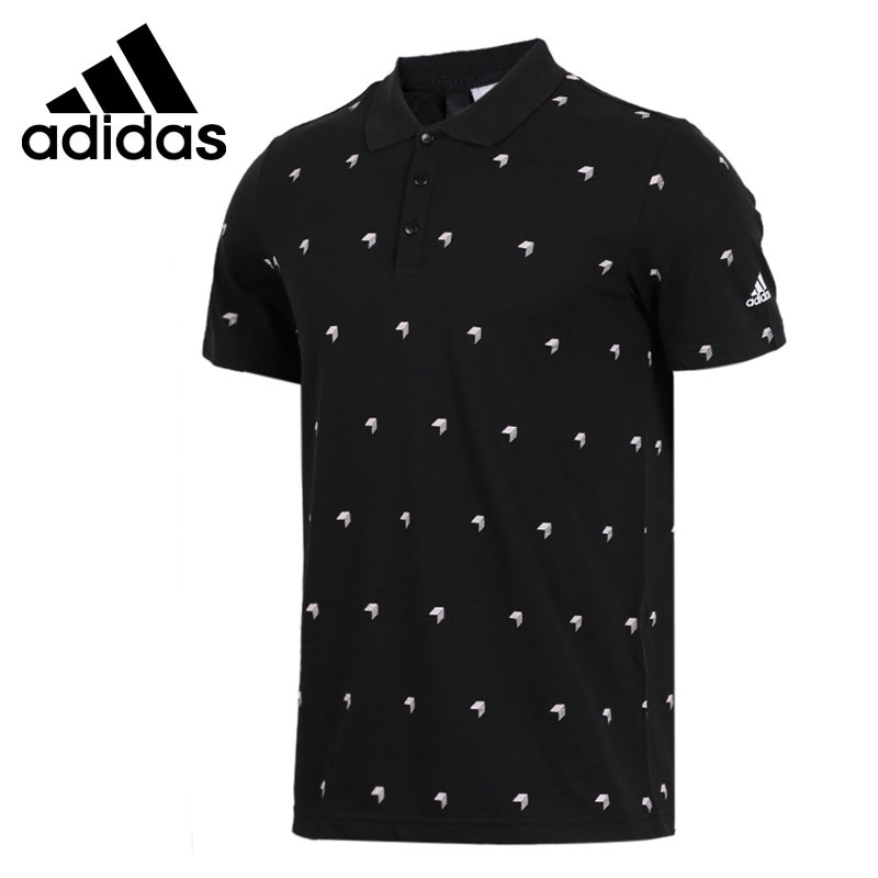 Original New Arrival 2018 Adidas ESS GRFK Men's Exercise POLO short sleeve Sportswear original new arrival 2017 adidas tp polo aop men s polo shirt short sleeve sportswear