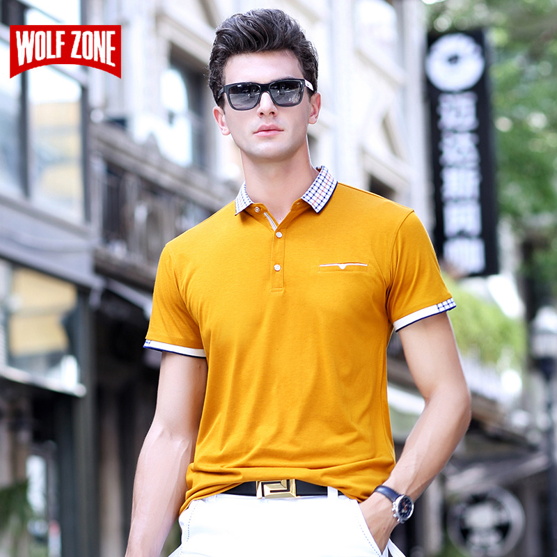Hot Sale   Polo   Shirt Homme Ralphmen Brand Clothing Men Shirts Breathable Cotton Short Fitness Summer Top Fashion England Style