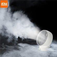 XIAOMI 3 חיים מיני אוויר זרימת Fan180 מעלות של Rotation330 עוצמה רוח כוח USB כוח נמוך רעש גבוהה רוח לבן ורוד