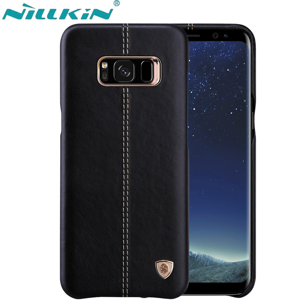 bilder für NILLKIN Marke sFor Samsung Galaxy S8 Plus Fall 6,2 zoll Business serie Pu-leder Back Cover Fall Für Samsung Galaxy S8 Plus