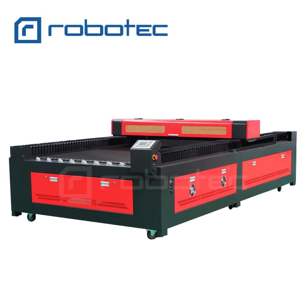 Robotec Laser Cutting Engraving Machine 1325 1530 Wood MDF Plexglass Acrylic CNC Laser Cutter