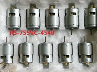 Industry & Business Machinery DC Motor new RS 755VC 4540 motor 18V 30400 RPM speed motor Accessories
