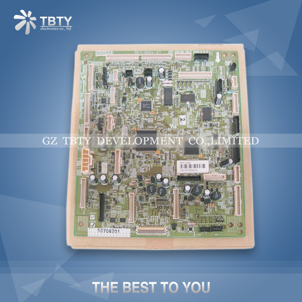 Ptinter DC Board Panel For HP 4005 4700 4730 CP4005 4700DN 4730DN RM1-2346 DC Controller Board Assembly On Sale printer power supply board for hp 4005 4700 4730 hp4005 hp4700 hp4730 rk2 0627 rk2 0628 power board panel on sale