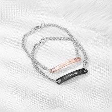Модный браслет YANZIXG, модный браслет для влюбленных в короля или королеву, темпераментный благородный браслет, подходит для влюбленных