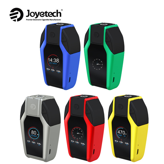 Original Joyetech EKEE Mod 2000mAh Built-in Battery 80W Electronic Cigarette 1.3 inch screen TCR fit ProCore Motor Atomizer Tank mi dual driver earphones type c black
